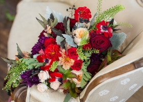 Romantic Style Bridal Bouquet