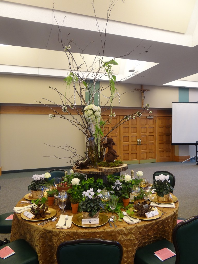 Business Event Flowers by Minneapolis florist