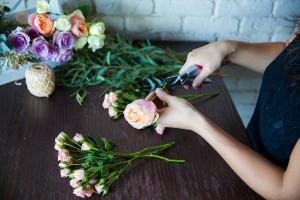 Florist Workshops at Bloomberry Floral
