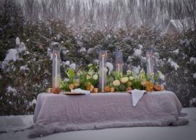 Bloom in Snow 13