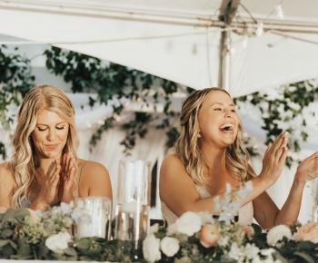 Intimate Wedding Ceremony & Reception