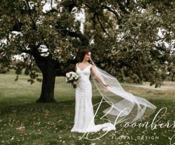 Bride at Wayzata Country Club MN