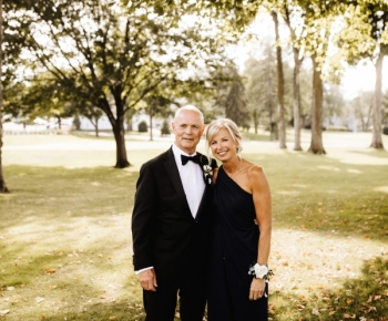 Parents of the Bride Lafayette Country Club Wedding Minnesota