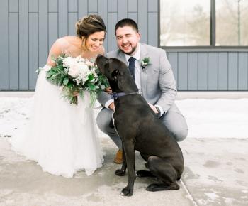 Wedding at the Marriott Minneapolis West