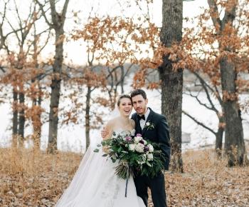Outdoor wedding at Silverwood Three Rivers Park