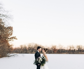Wedding flowers by Anne Monroe
